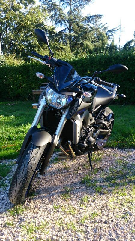 Photos de toutes les Yamaha MT-09 du forum ! :) 643231dsc0512