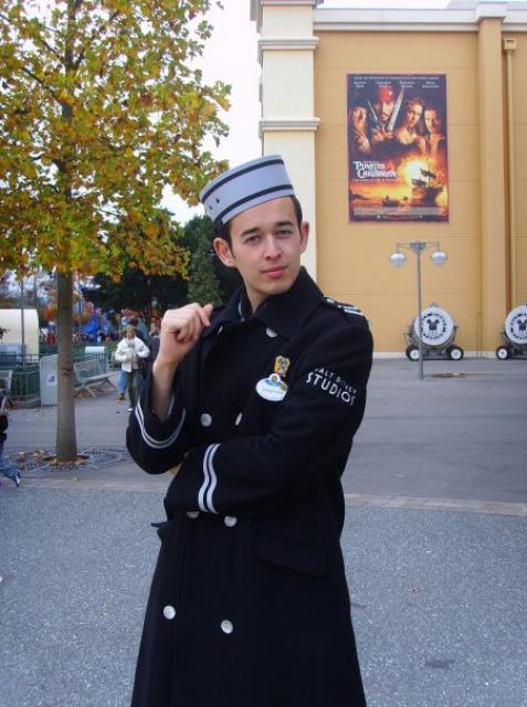 Les costumes des Cast members 644569HteCinmagiqueAnimagique