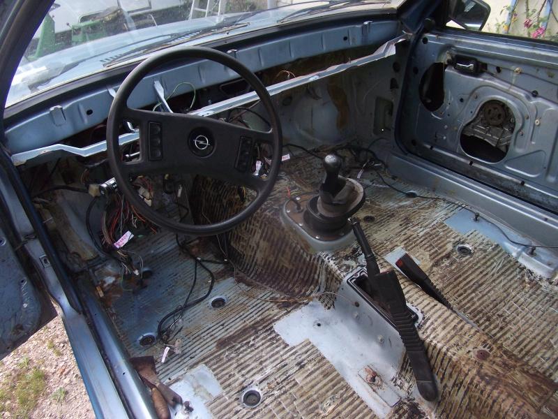 Opel Monza projet piste! 644636DSCF1145
