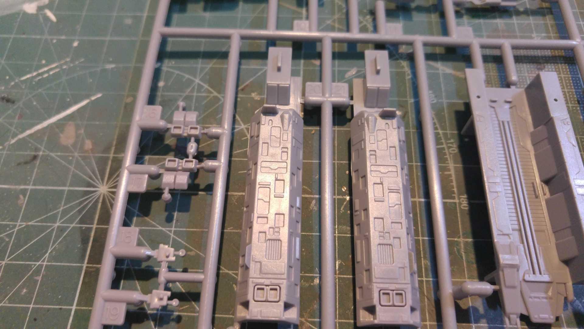 SDF-1 MACROSS Movie Edition 645251SDF1DYRL20