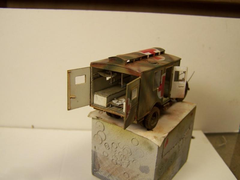 Opel Blitz Ambulance Normandie été 1944 - Page 2 6455291005876