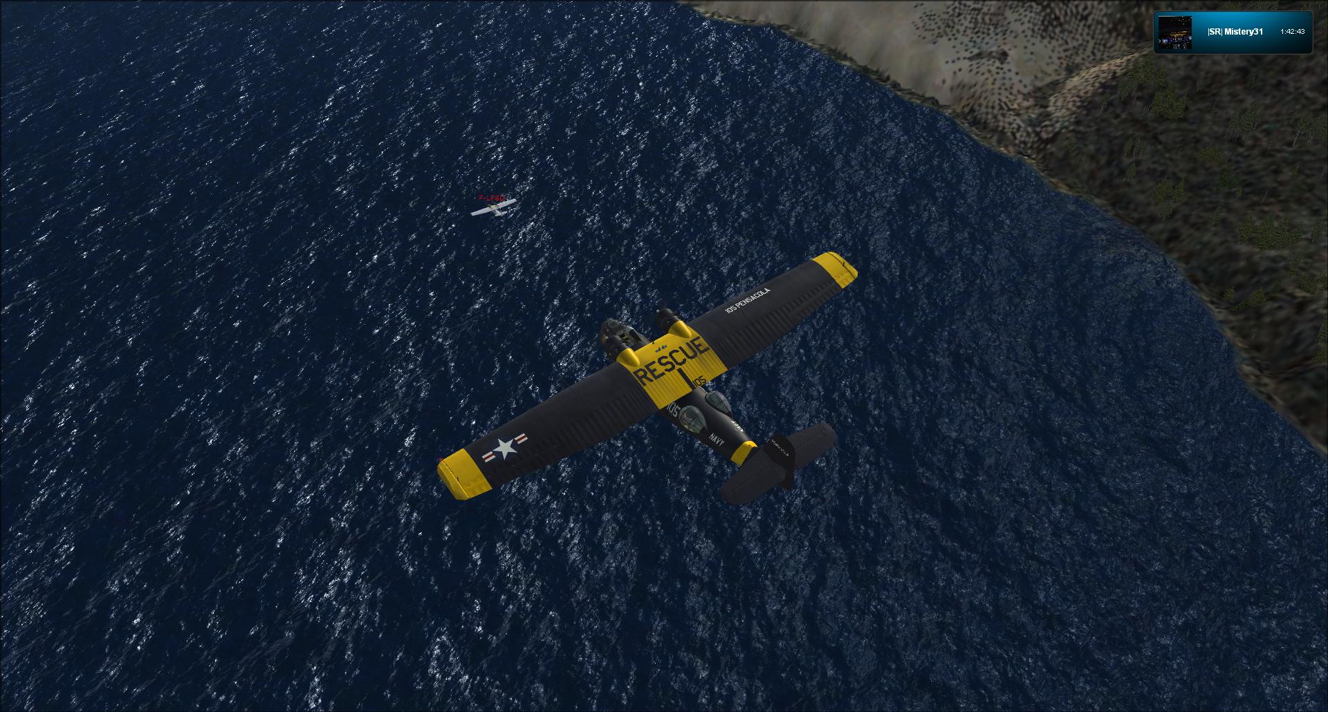 vol VFR aux USA 6456702012129175114771