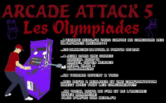 L'ARCADE ATTACK N°5 LES OLYMPIADES!!!^^ 646230arcadeattack5tournoi