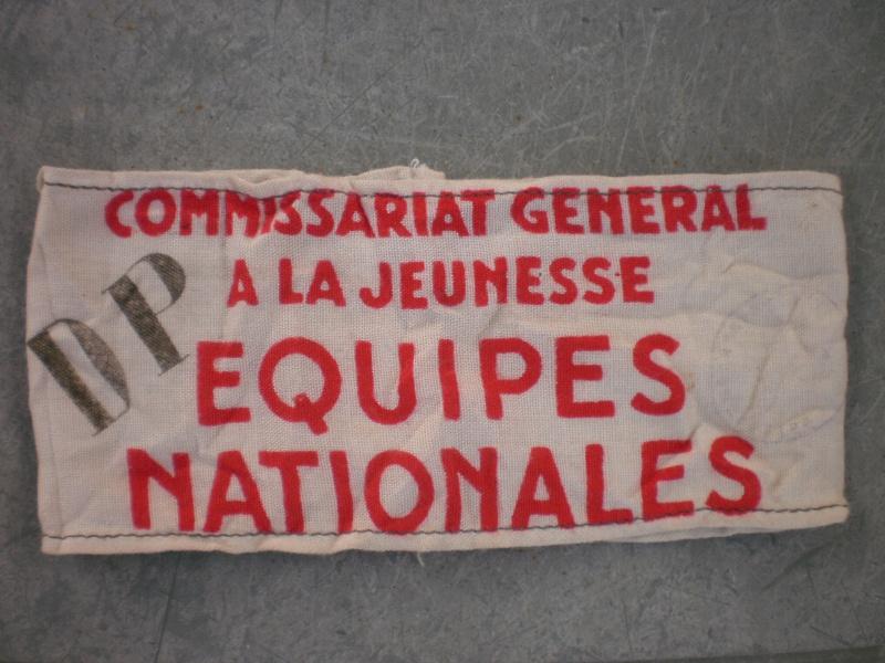 Les Equipes Nationales du Régime de Vichy 646439P6213099