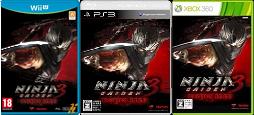 Ninja Gaiden III : Razor's Edge (Wii U & PS360)
