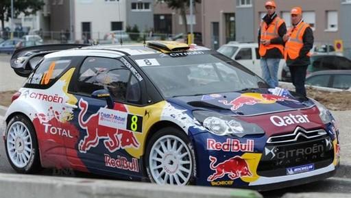 WRC Rallye Rallye de France (Shakedown - ES1) 6467972012rallyedefranceThierryNeuvillepremierleader1