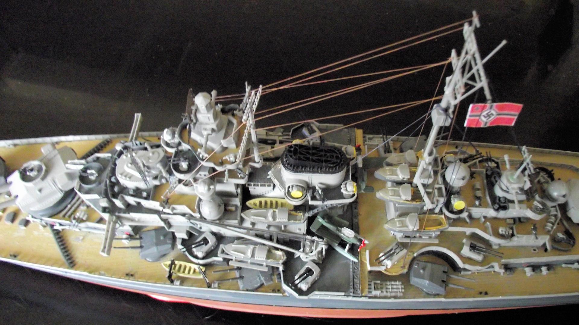 Tirpitz Revell au 1x350 avec PE - Page 2 647509TirpitzRevell1x35033