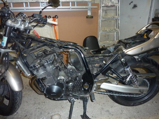 Démontage des carburateurs des Inazuma 648610P1060227