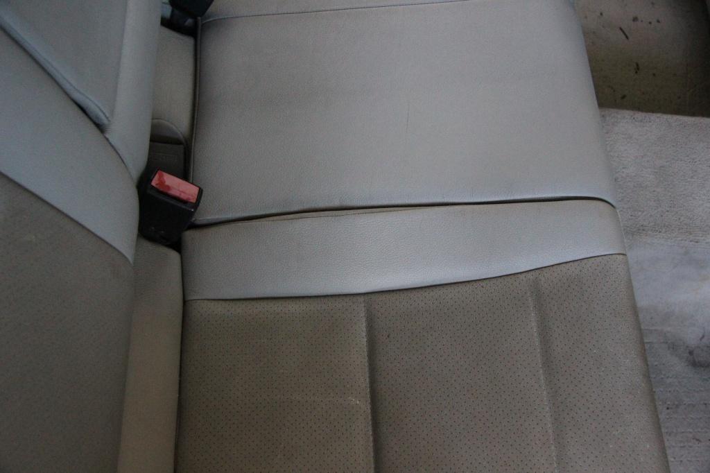 Pulizia Interni in Pelle - Mercedes C220 LETAMAIO 650135IMG1486