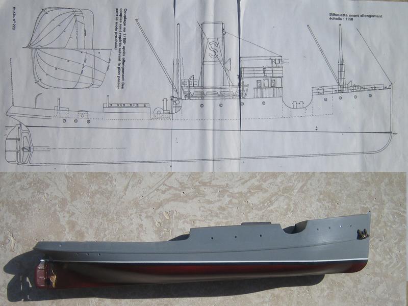 Patrouilleur Paon - 1942 (scratch navigant 1/100°) de steph13  - Page 4 650151Paon201505232