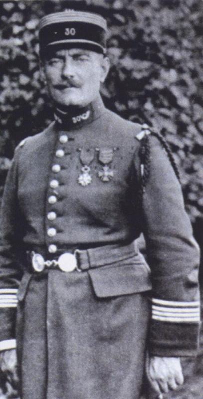 30° Bataillon de Chasseurs à Pied 651117CBAAzan30BCA1927