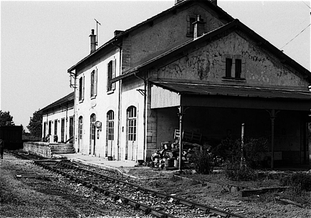 Pk 629,1 : Gare d'Espalion (12) 652181BVESPALION