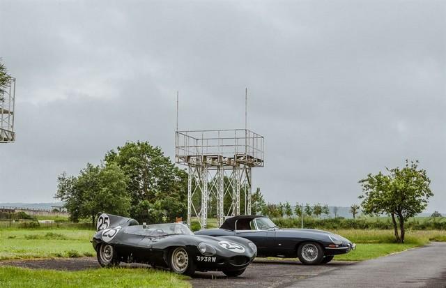 Les Jaguar XF, F-Pace et F-Type célèbrent les 60 ans de la victoire de la Type D aux 12 Heures de Reims Lors De La 22ème Edition De Sport Et Collection 652194IMG4587LowRes