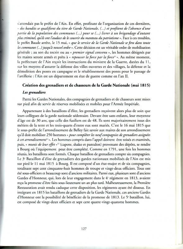 Les derniers feux de l'Empire, Campagne de France 1815 653062SanstitreNumrisation04a