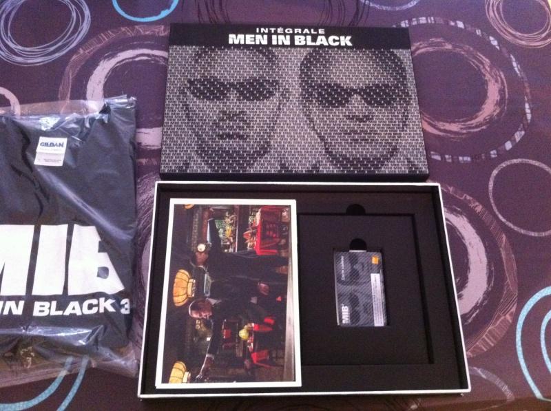 Men in Black III Fnac Coffret de Pré-réservation 654849IMG0698