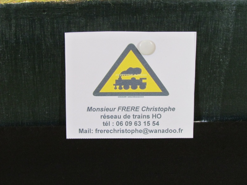 Vidéo Exposition modélisme ferroviaire de Saint-Mandé  29 jan 2012 654850IMG3515