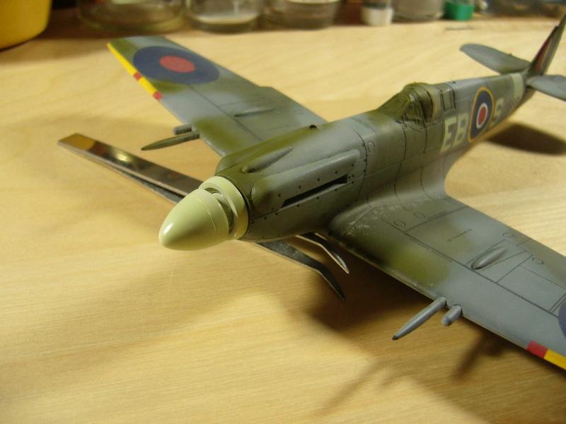 Spitfire XII du 41 RAF Sqn le 7 juin 1944, Airfix (projet AA) - Page 6 655486casserole