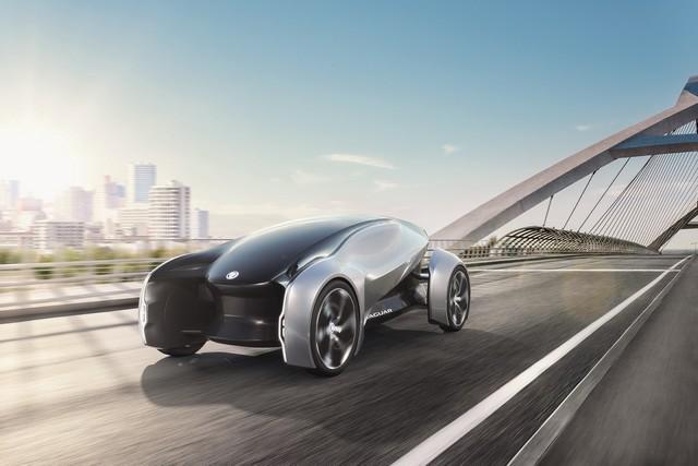 Concept Jaguar Future-Type : La Vision De Jaguar Pour 2040 Et Au-Delà 655498futuretypedynamic01
