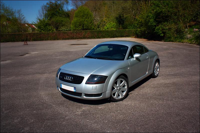 Zurma's mobile : Audi TT 225 Quattro. - Page 2 6558381719