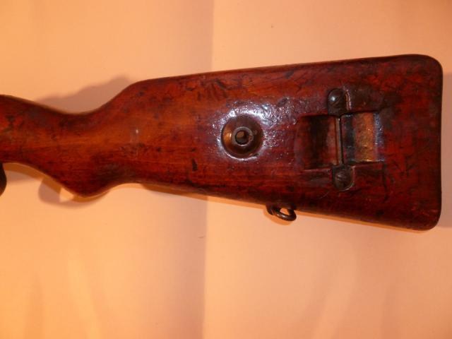 Mauser RADOM modèle 1937 656023WZ37P