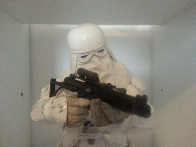 red360 review's : Star Wars Battle Of Hoth: Snowtrooper by Sideshow 65665320130426165206