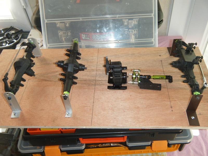 Mack 6x4 Monster Energy (FINI en attente d'un arceau) 656900DSCF2352