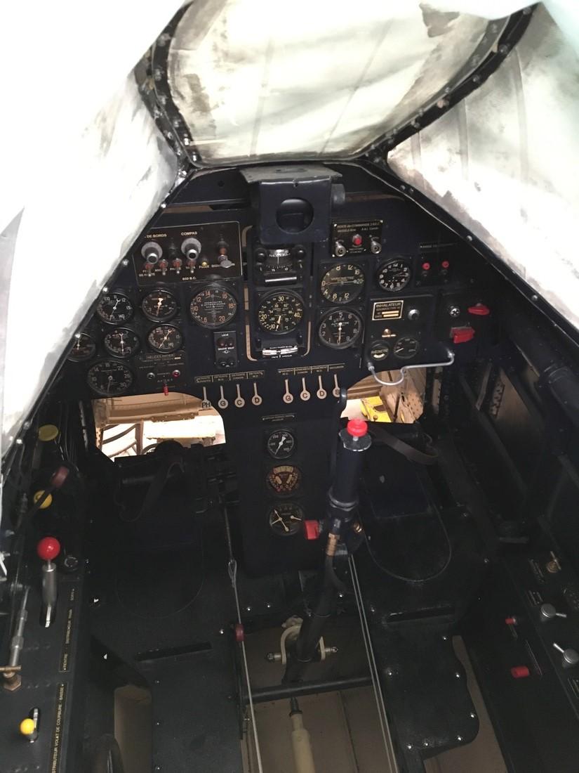[ Les Musées en rapport avec la Marine ] Musée de l'Aeronautique Navale de Rochefort - Page 8 657064img1611