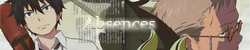 ~~Ao no exorcist~~ 657682ABSENCES