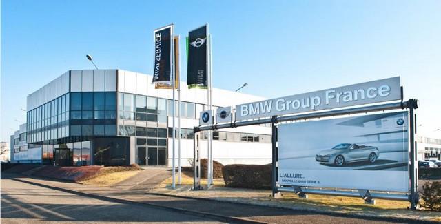 BMW Group agrandit son centre de distribution de pièces de rechanges et accessoires de Strasbourg 657802bmwgroupfrance