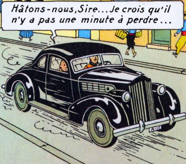 Antique Cars Adverts Revised 658073tintin