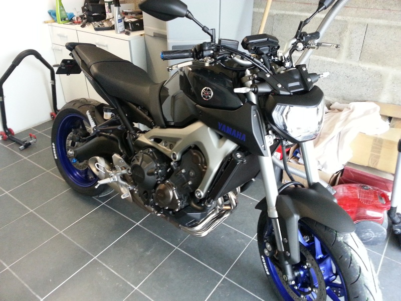 Photos de toutes les Yamaha MT-09 du forum ! :) 658447YGaudinho