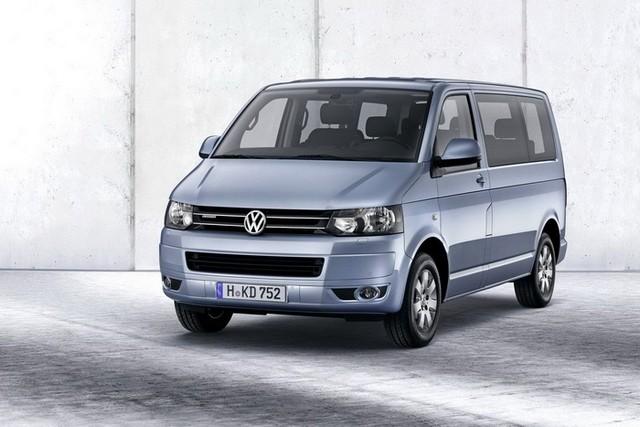 Volkswagen Multivan BlueMotion 659702volkswagenmultivanbluemotion