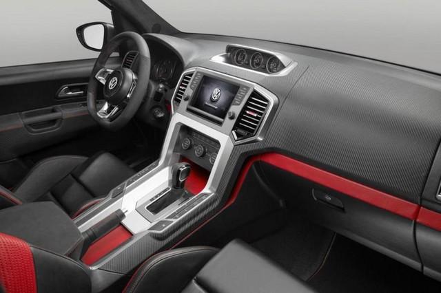 Wörthersee 2013 : Volkswagen Concept Amarok R-Style 659919VolkswagenAmarokRStyleConcept4