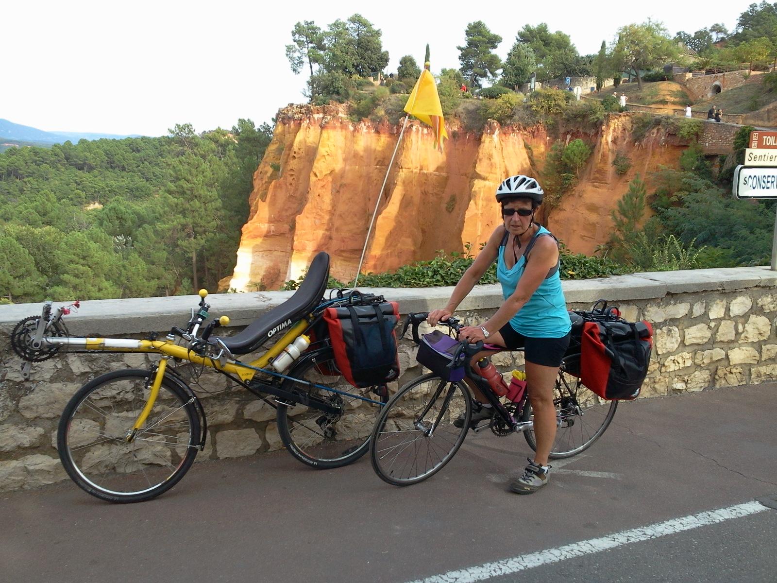 Voyage (petit) à la limite de la drome provençale et du vaucluse. 660118Photo0627