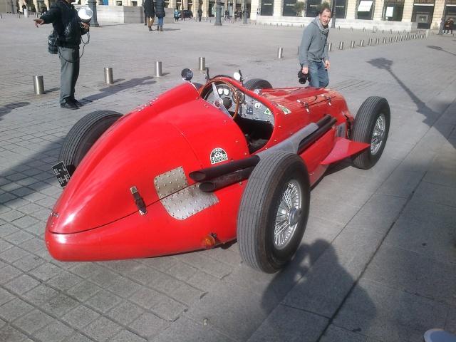 """ALFA ROMEO ALFETTA Type 159 de 1951 """"Réplica"""" 660246DSC8547"""