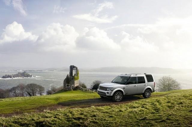 Land Rover célèbre les 25 ans du Discovery avec l'édition spéciale 'XXV' 661167landroverdiscoveryeditionlimitee