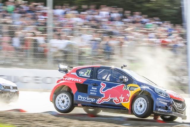 Rallycross : La PEUGEOT 208 WRX triomphe à domicile avec Timmy Hansen ! 661204IMG5590excopie