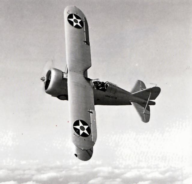 GRUMMAN F9F PANTHER  661414Grumman_F3F_3_3