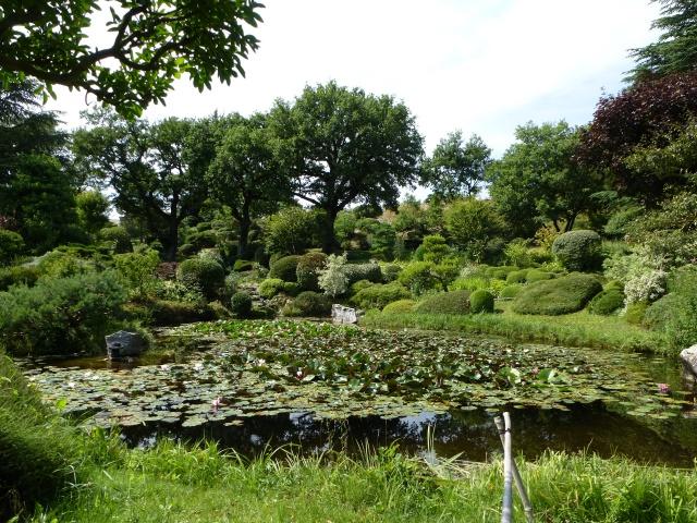 (26) Jardin Zen d'Erik Borja - Beaumont Monteux 662256P1020222
