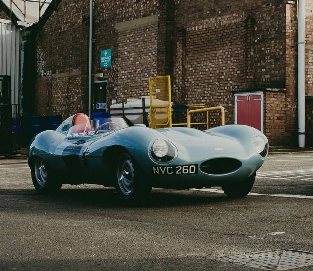Jaguar Heritage Aux Milles Miglia 2015 Avec Des Modeles D'exception 662345JaguarDtypeNVC260Image12051506