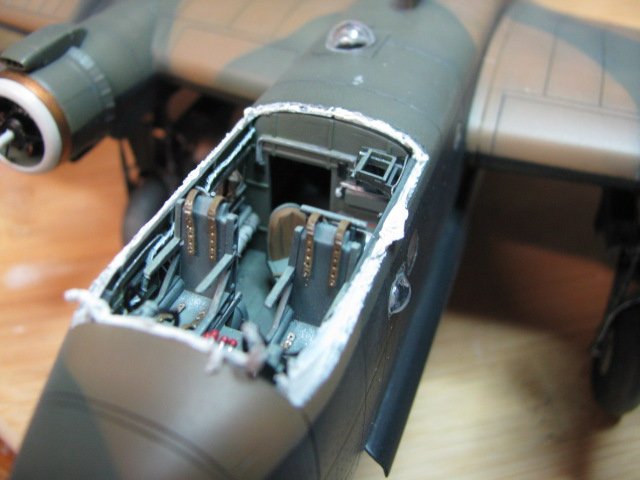 Short Stirling BF-513 75 Sqn, 1/72 Italeri: Commémoration 08 mai 2015....Terminé! - Page 8 662511IMG4842