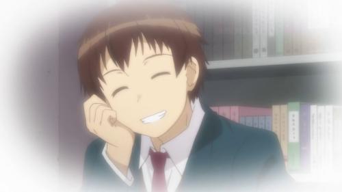 [MANGA/ANIME] Nagato Yuki-chan no Shoushitsu (The Disappearance of Nagato Yuki-chan) ~ 662627vlcsnap2015051411h42m14s222