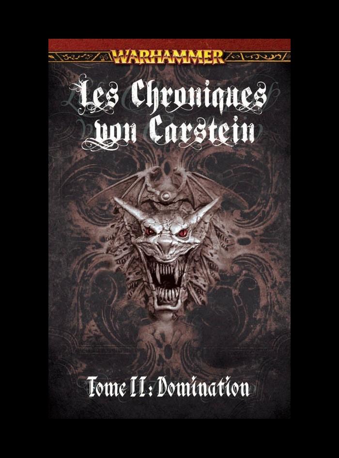 Trilogie Von Carstein par Steven Savile 663183leschroniquesvoncarsteiniidomination