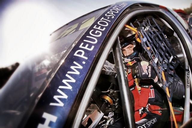 Le Team Peugeot Hansen creuse l'écart à Barcelone 6638622015RXBarcelona154