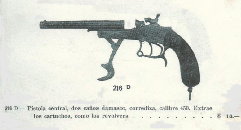 Indentitfication Fusil poudre noire ancien 664059bastincat1908broquaandscholberg01