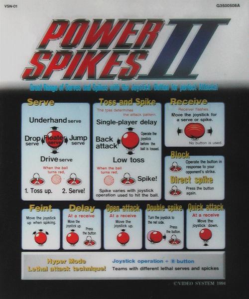 Power Spike 2 664351pspikes2