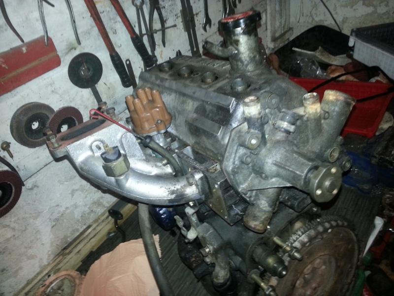 Mimich et sa R9 Turbo (du moins ce qu'il en reste) 66478820121205180103