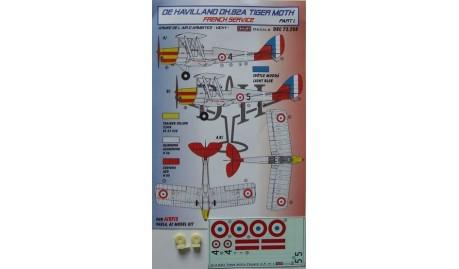 TIGER MOTH airfix  665086kora72198