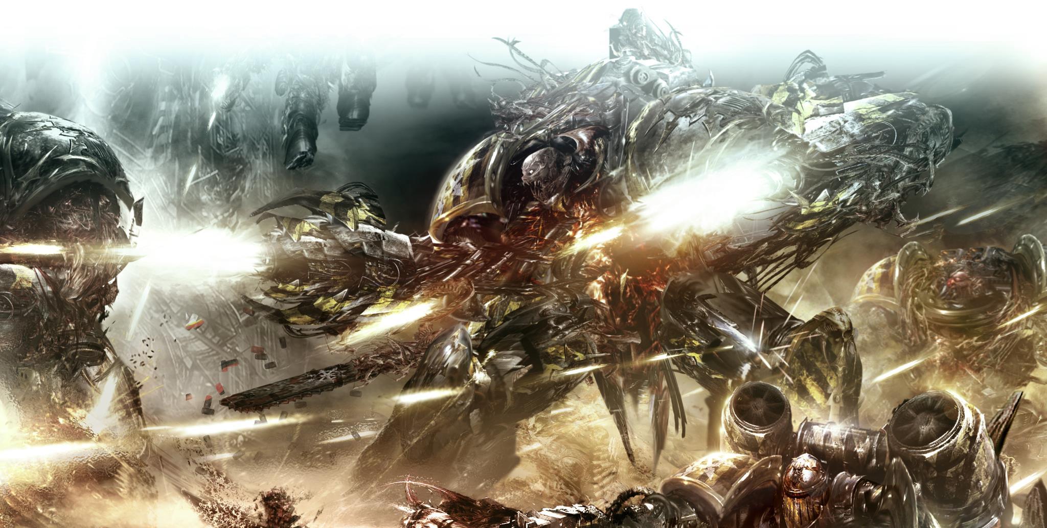 [Space Marine Battles] The Siege of Castellax de CL Werner 665837Sulli1