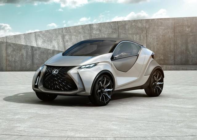 Le Lexus LF-SA Concept Révélé En Première Mondiale 666155LEXUSLFSA01GENEVAMS2015